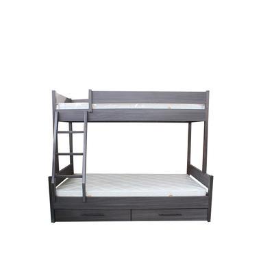Solid Wood Bunk Beds for Children Toddler Modern Bedroom Sets