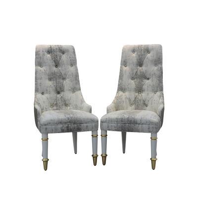 Modern comfortable living room fabric coffee shop sofa chair leisure chair